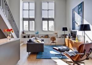 Дизайн квартиры стиле лофт